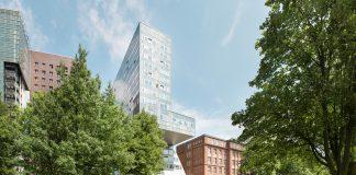 Das Hauptgebäude der HAW Hamburg, einer der sieben staatlichen Hamburger Hochschulen.