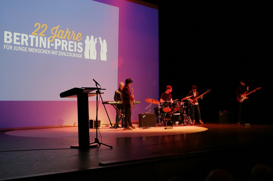 Bertini-Preis Band Alstertalboys