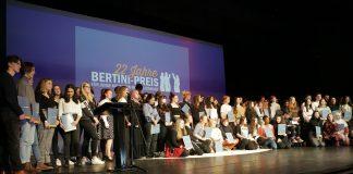 Bertini-Preis Verleihung Zivilcourage Erinnern NS-Zeit