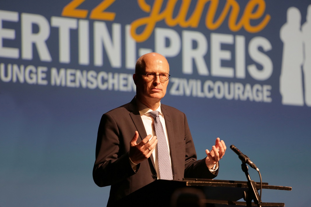 Bertini-Preis Tschentscher