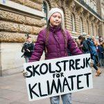 Greta Thunberg in Hamburg: Die Klimaaktivistin soll bald als Wachsfigur im Panoptikum auf der Reeperbahn stehen.