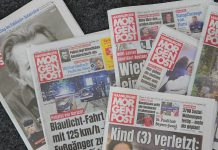 Mehrere Titelblätter der Hamburger Morgenpost (Mopo)