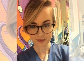 Charlotte - Krankenschwester aus England
