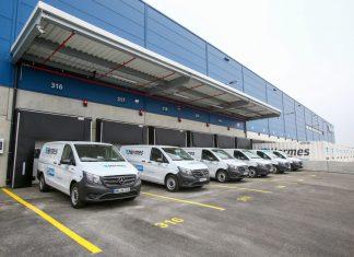 Mit neuen Transportern setzt Hermes aufElektromobilität