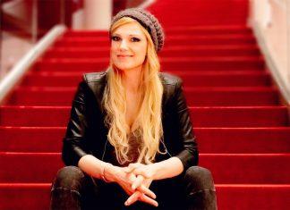 Sängerin Maricel.