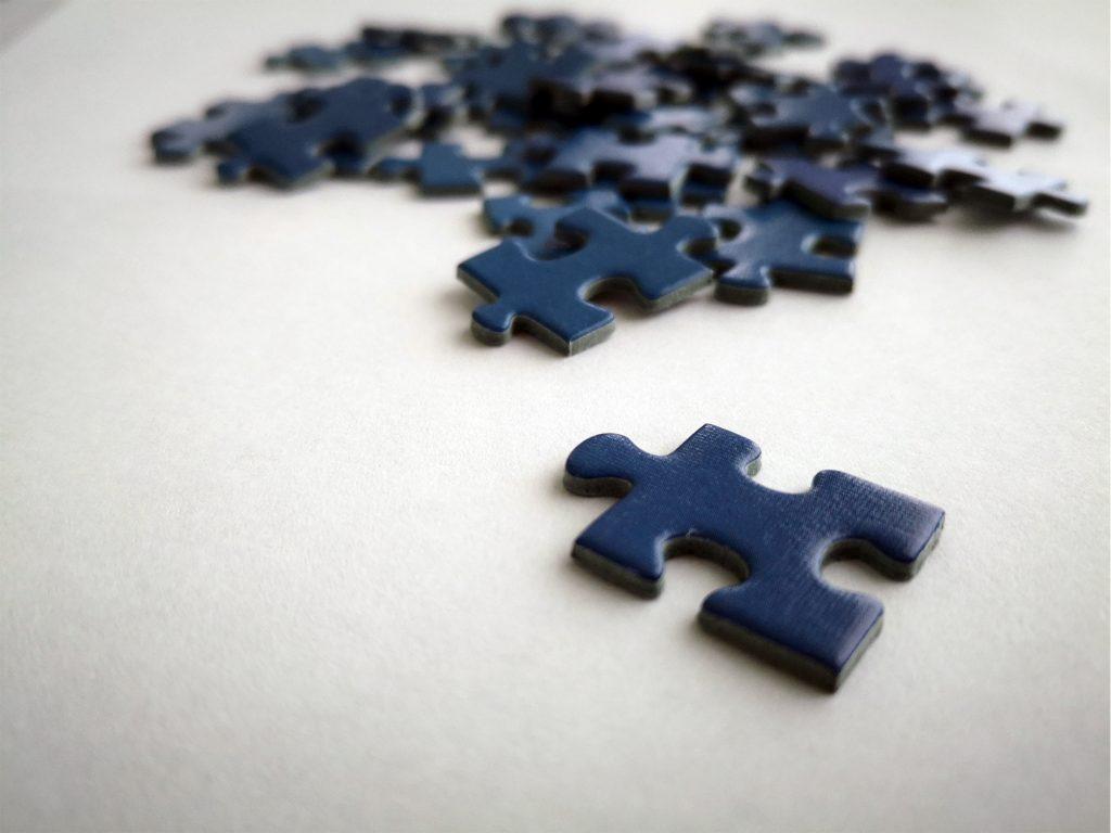 Spiele-Tipps: Viele haben das Puzzle in der Coronazeit wiederentdeckt. Foto: Patrick Nägele