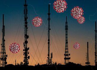 Die 5G-Verschwörungstheorie vermutet eine tödliche Gefahr hinter dem neuen Mobilfunkstandard.