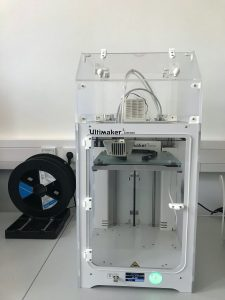 Der 3Dspace Drucker