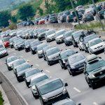 Vollsperrung der A1 am ersten Juni Wochenende.