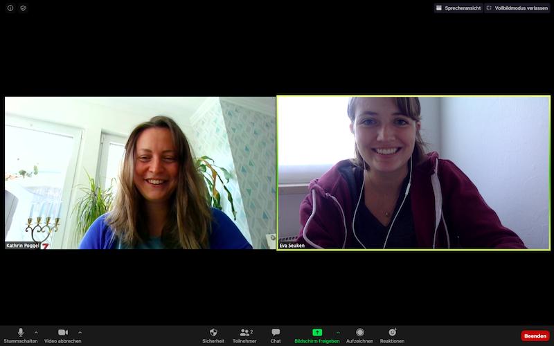 FINK im Gespräch mit Kathrin Poggel, Wissenschaftliche Mitarbeiterin am Projekt CamPuls