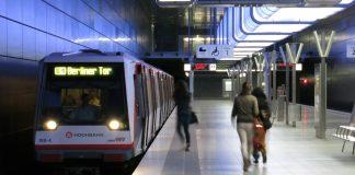 Hamburger U-Bahn: HVV verzeichnet Rekordjahr