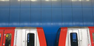 Hochbahn meldet neuen Fahrgastrekord.