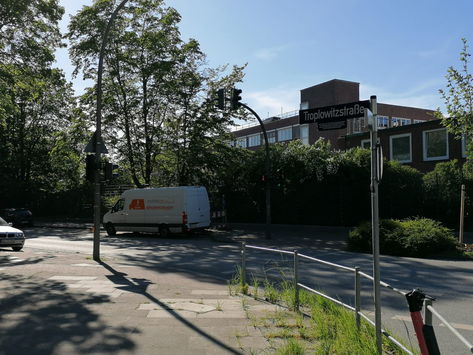 Troplowitzstraße