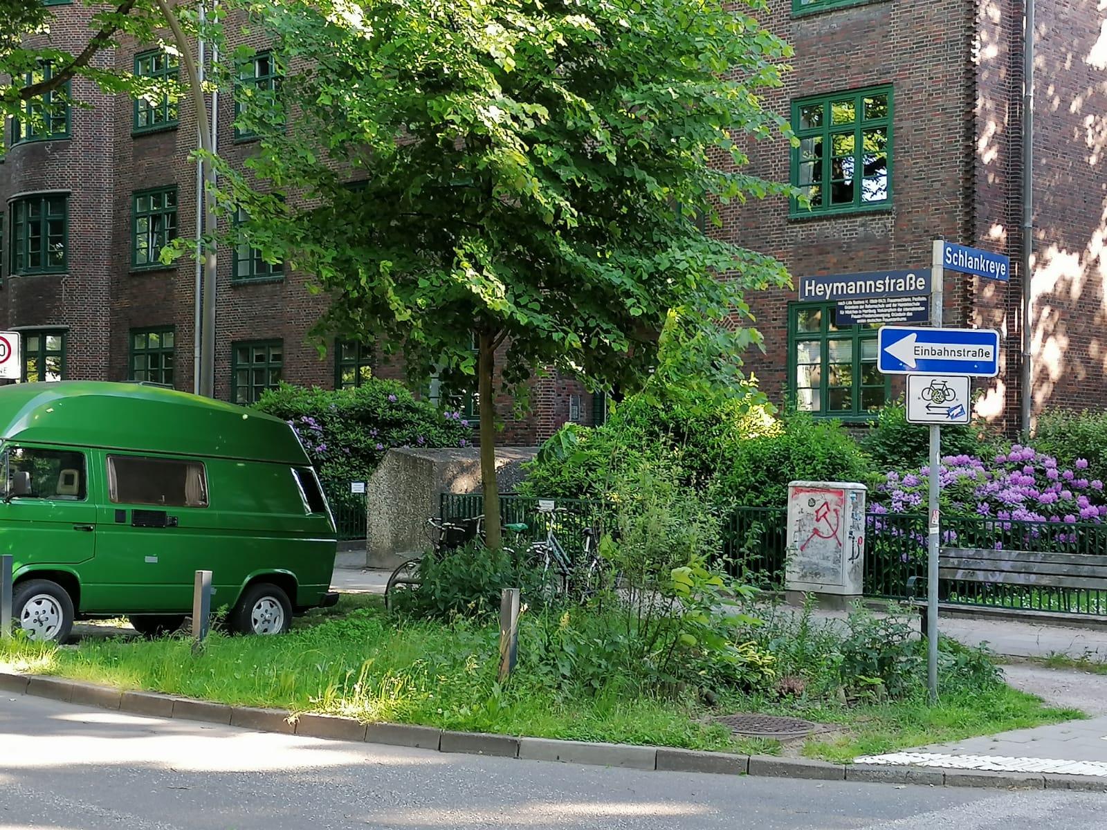 Heymannstraße
