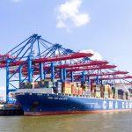 Die Bauarbeiten zur Elbvertiefung im Hamburger Hafen können weitergehen.