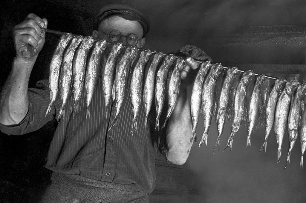 Fide Struck porträierte Hamburger in den 1930er Jahren.