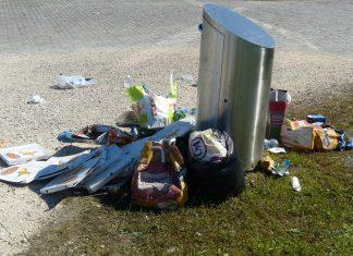 Mehr Müll: Das Coronavirus bringt Hamburgs Mülleimer zum Platzen. Foto: Pixabay