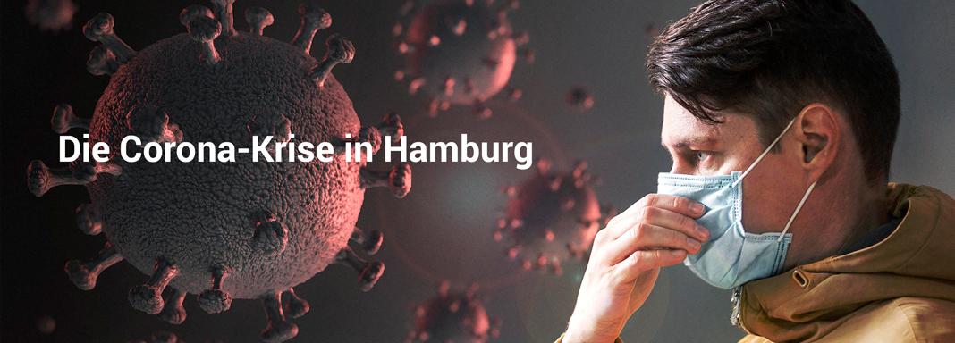 Titelbild zur Corona Krise in Hamburg. Quelle: Freepik