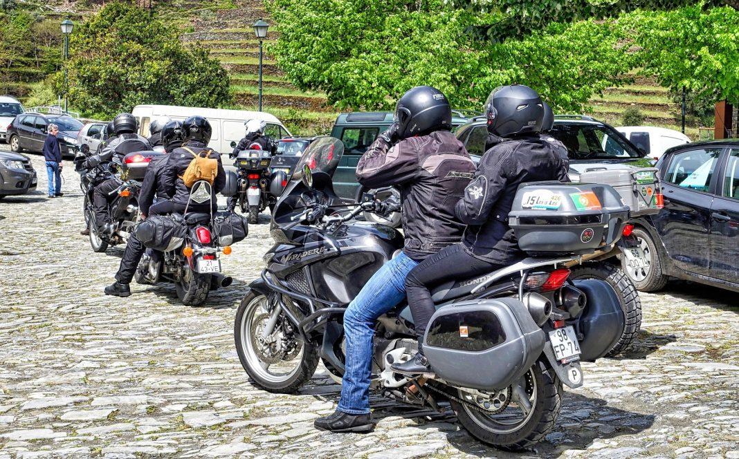 Fahrverbote Motorrad