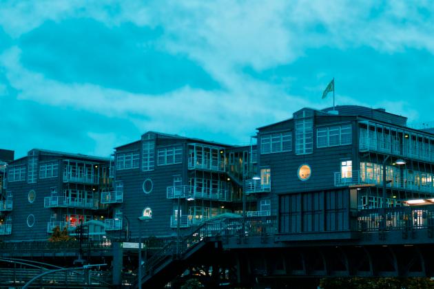 Häuser in Hamburg