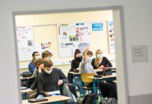 Maskenpflicht in Hamburgs Schulen