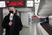 Bahn Streik beim HVV
