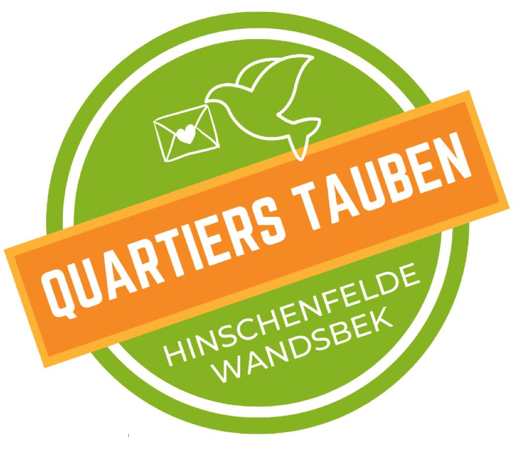 Quartierstauben Logo