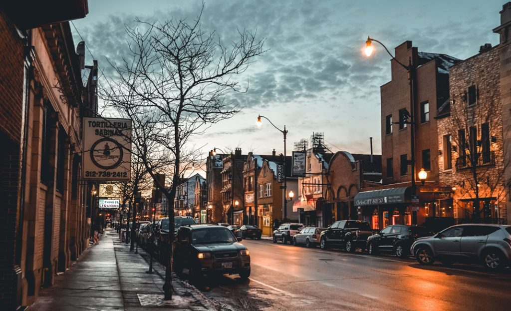 Eindrücke von Hamburgs Partnerstadt Chicago. Foto: Chiara Schenk