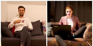 Podcast zur US-Wahl: FINK Funk mit Lucas und Aniko