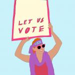 2020 feiert das Frauenwahlrecht in den USA sein hundertstes Jubiläum