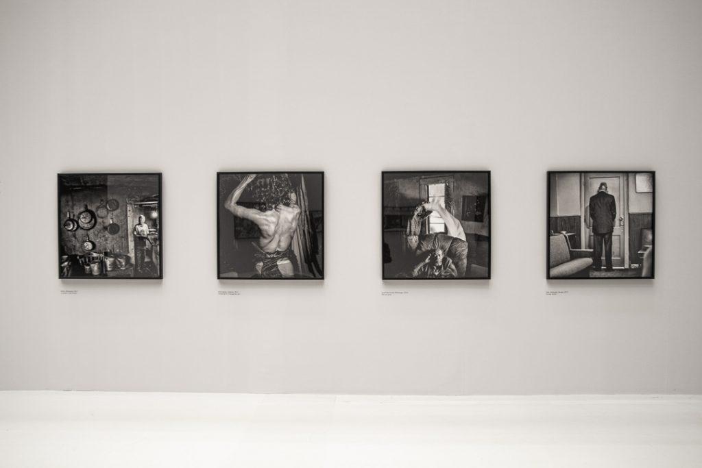 """Matt Black """"American Geography"""": Vier quadratische schwarz-schweiß Fotos im Haus der Fotografie der Deichtorhallen"""