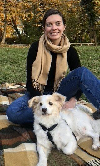 Lesley lebt seit drei Jahren in Deutschland, über ein Online-Portal hat sie im Bundesstaat Missouri gewählt. Foto: privat