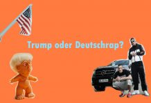 Trump oder Deutschrapper