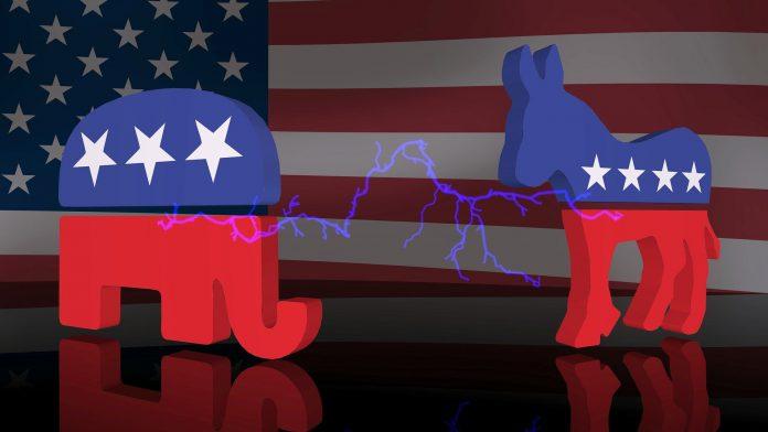 Wahlkampf in den Swing States