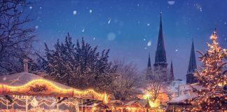 Hell erleuchteter Weihnachtsmarkt: Diese Märkte wird es dieses Jahr nicht geben.