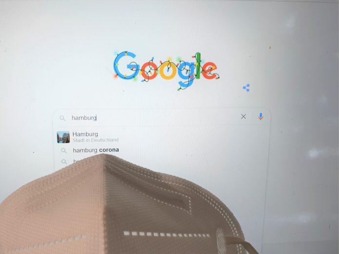 Der Suchdienst Google hat seine Jahrestrends 2020 vorgestellt – auch für Hamburg. Foto: Patrick Nägele