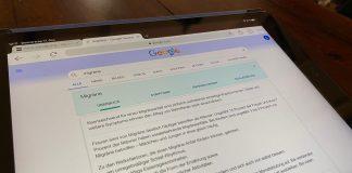 Google zeigt das Gesundheitsportal des Bundes prominent ein. Nun wurde ein Verfahren dagegen eingeleitet