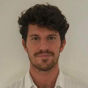 Marlon Bradke, 28, ist in New York City geboren und hat in Hamburg Medizin studiert.
