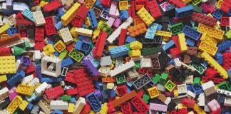Beliebtes Spielzeug: Bausteine