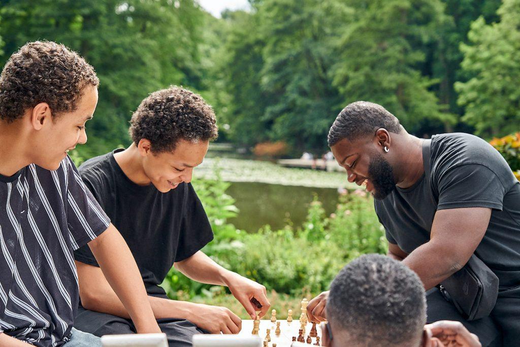Mentoring für Schwarze Kinder