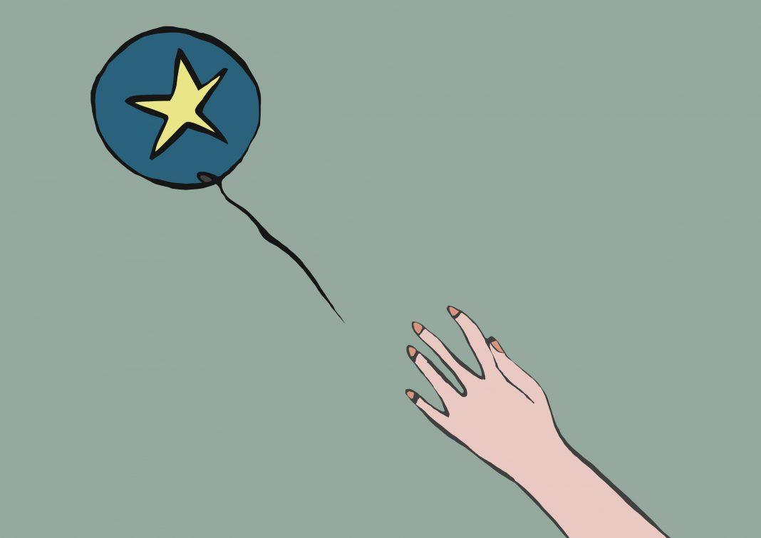 Fehlgeburten sind natürlich, in unserer Gesellschaft sind sie ein Tabuthema, Illustration: Marie Filine Abel