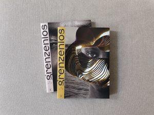 """Cover des Bookazines """"Grenzenlos"""""""