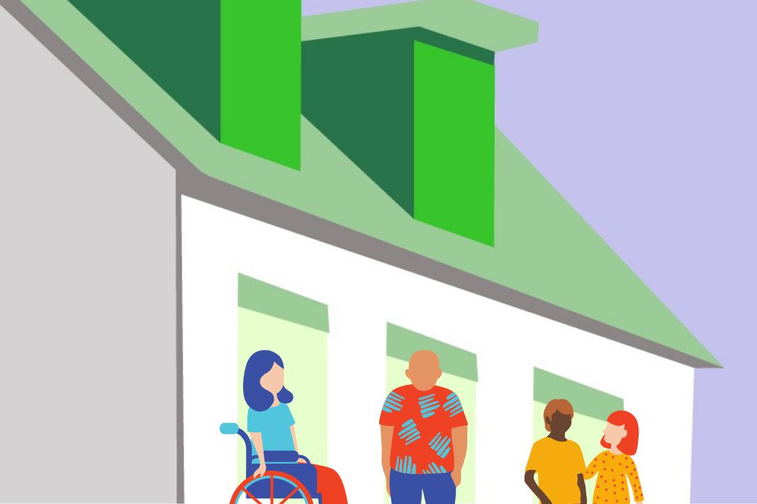 Corona und wohnen in Wohngruppen: Der Lockdown lässt Kinder und Jugendliche enger zusammenwachsen.