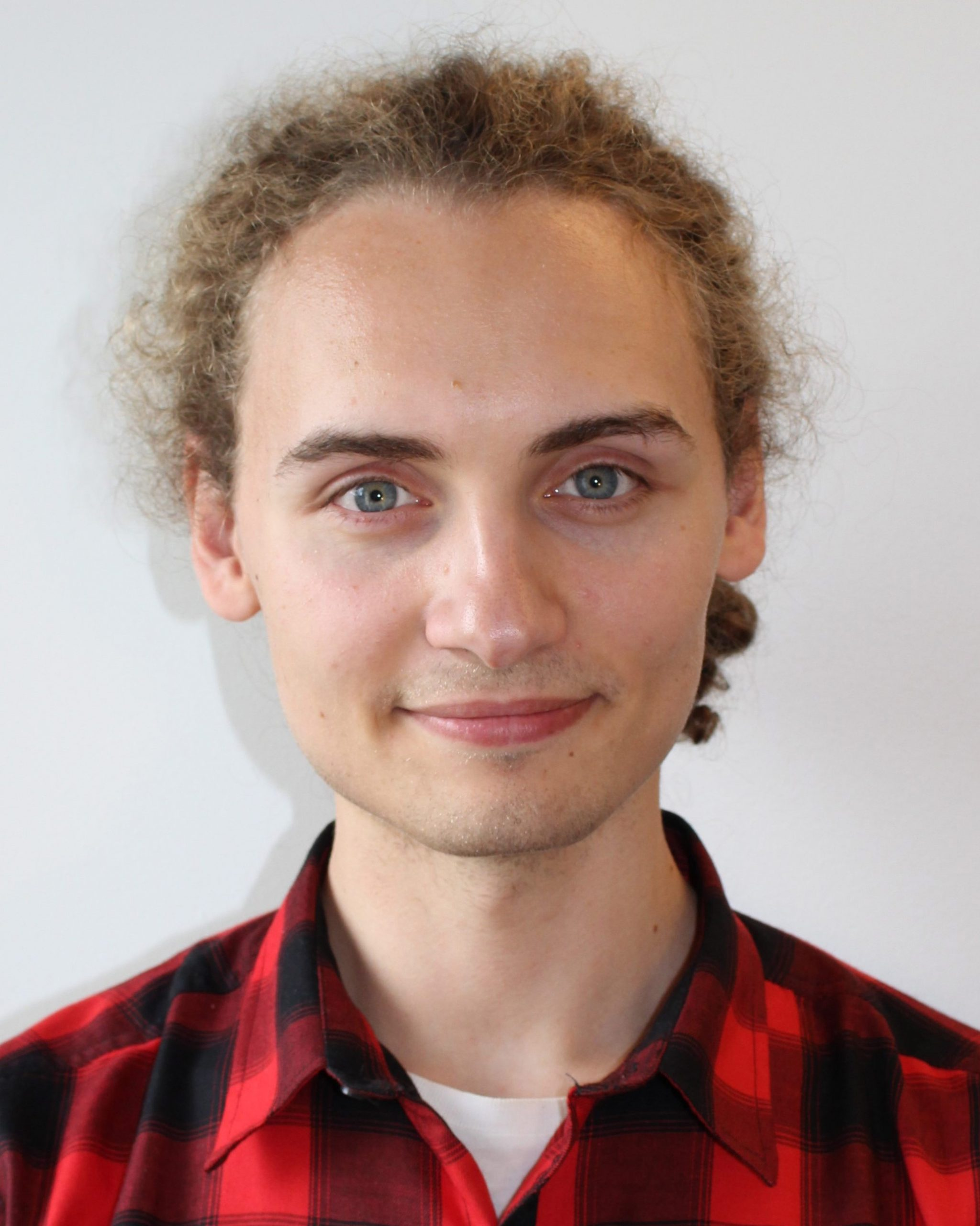 Wilhelm Flat ist Student und lebt im Wohnheim Margarete-Rothe-Haus