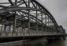 Die Freihafenbrücke wird nach fast 100 Jahren saniert