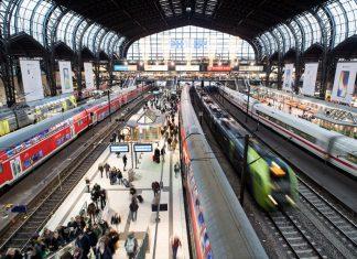 Hamburger Hauptbahnhof bei Gewalt-Kriminalität vorn.