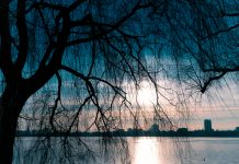 Sonnenuntergang_an_der_Außenalster