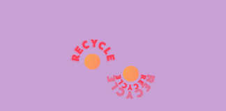 Recyceln recycle