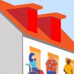 Corona-Alltag in Wohngruppen: Wie sieht der Alltag für Menschen mit Behinderungen aus?