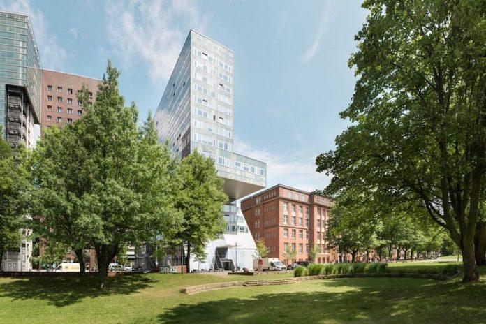 Hochschulgebäude, HAW Campus Berliner Tor